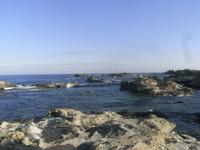 仁右衛門島からの風景