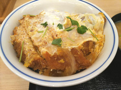 カツ丼(竹)