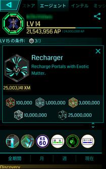 Rechagerブラックメダル