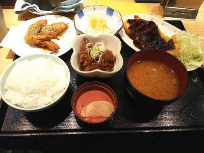 名古屋定食