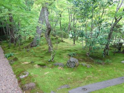 円通院 庭園