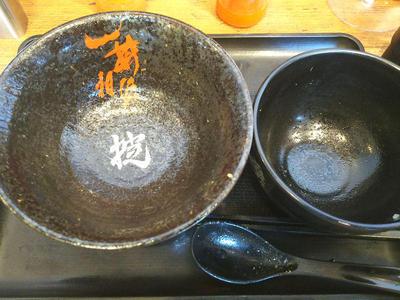 北海道すた丼 完食
