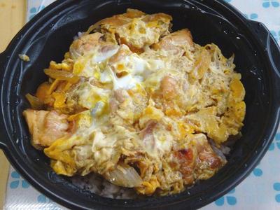 炭火焼き鶏の親子丼