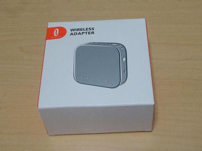 Bluetoothトランスミッター 外箱