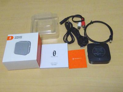 Bluetoothトランスミッター 一式
