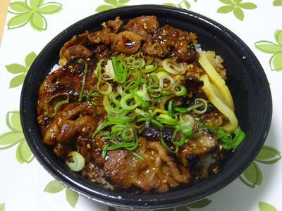 北海道すた丼