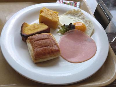 朝食ビュッフェ その2