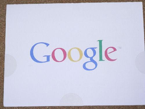 Google Adsense PINのAirMail