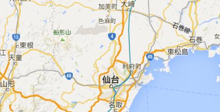 仙台-石巻