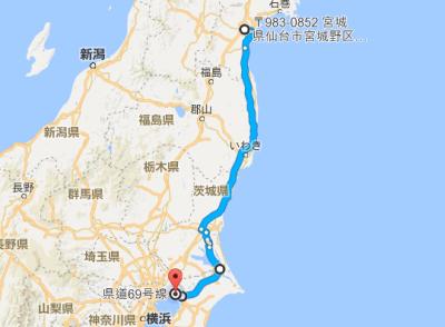 仙台-千葉