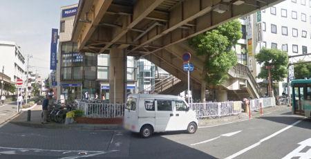 津田沼駅前