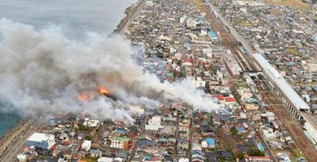 糸魚川市大火災