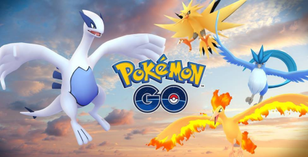 Pokémon GO 伝説のポケモン