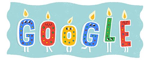 Doodle 誕生日