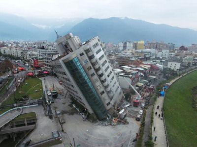 台湾地震 201802