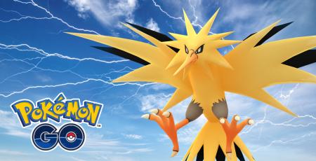 Pokémon GO サンダーデイ