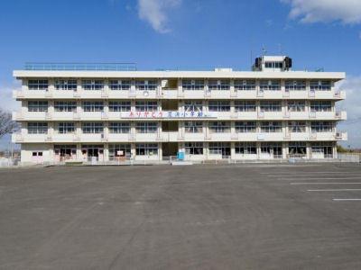 震災遺構 荒浜小学校