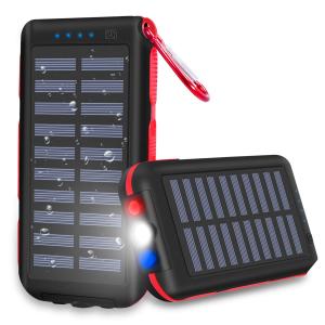 モバイル ソーラーバッテリー