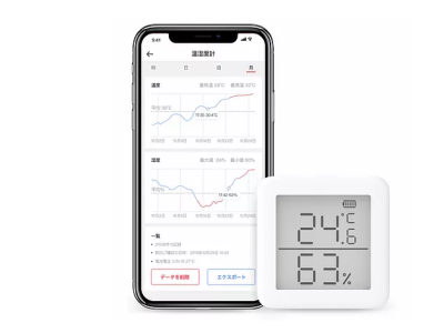 SwitchBot 温度計