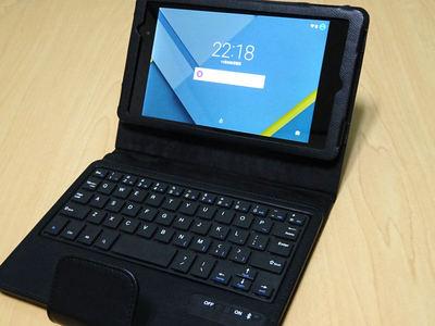 Nexus7とキーボード付きケース