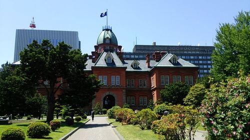 旧北海道庁 全景