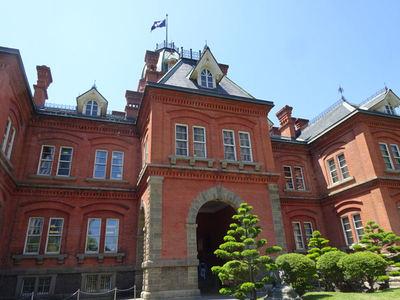 旧北海道庁 近影