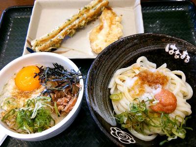 北海道フェア とろたま丼セット