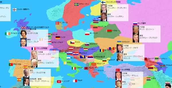 1998年 ヨーロッパ