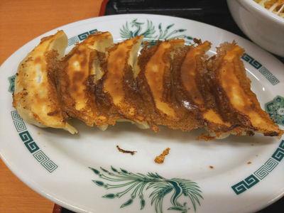 日高屋 餃子