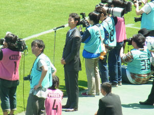 熊谷千葉市長の挨拶