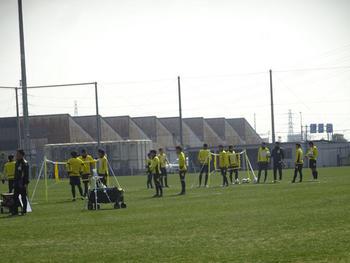 サッカーバレー