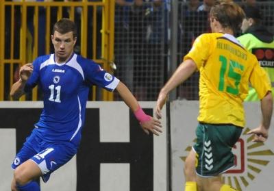 ボスニア・ヘルツェゴヴィナW杯出場