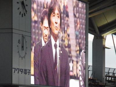 鈴木監督の挨拶