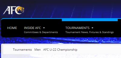 AFC U-22アジアカップ