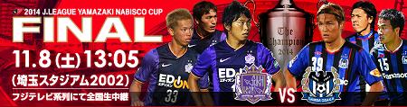 2014年ナビスコカップ決勝