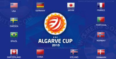 アルガルベカップ2015