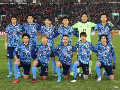 キルギス代表vs日本代表