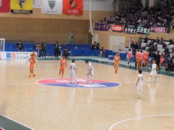 大阪vs浜松