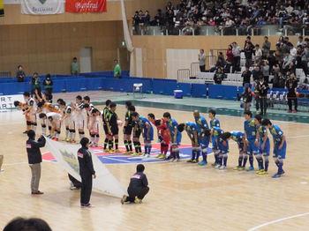 湘南vs浦安
