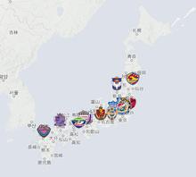 J1 2014マップ