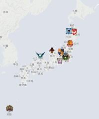 J3 2014マップ
