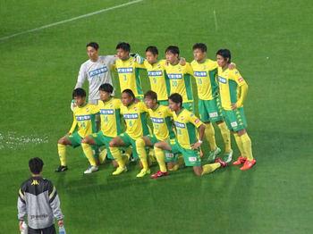 試合前の記念撮影