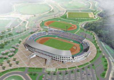 青森の新スタジアムはJリーグ開...